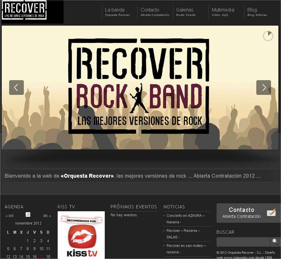 recover riojawebs
