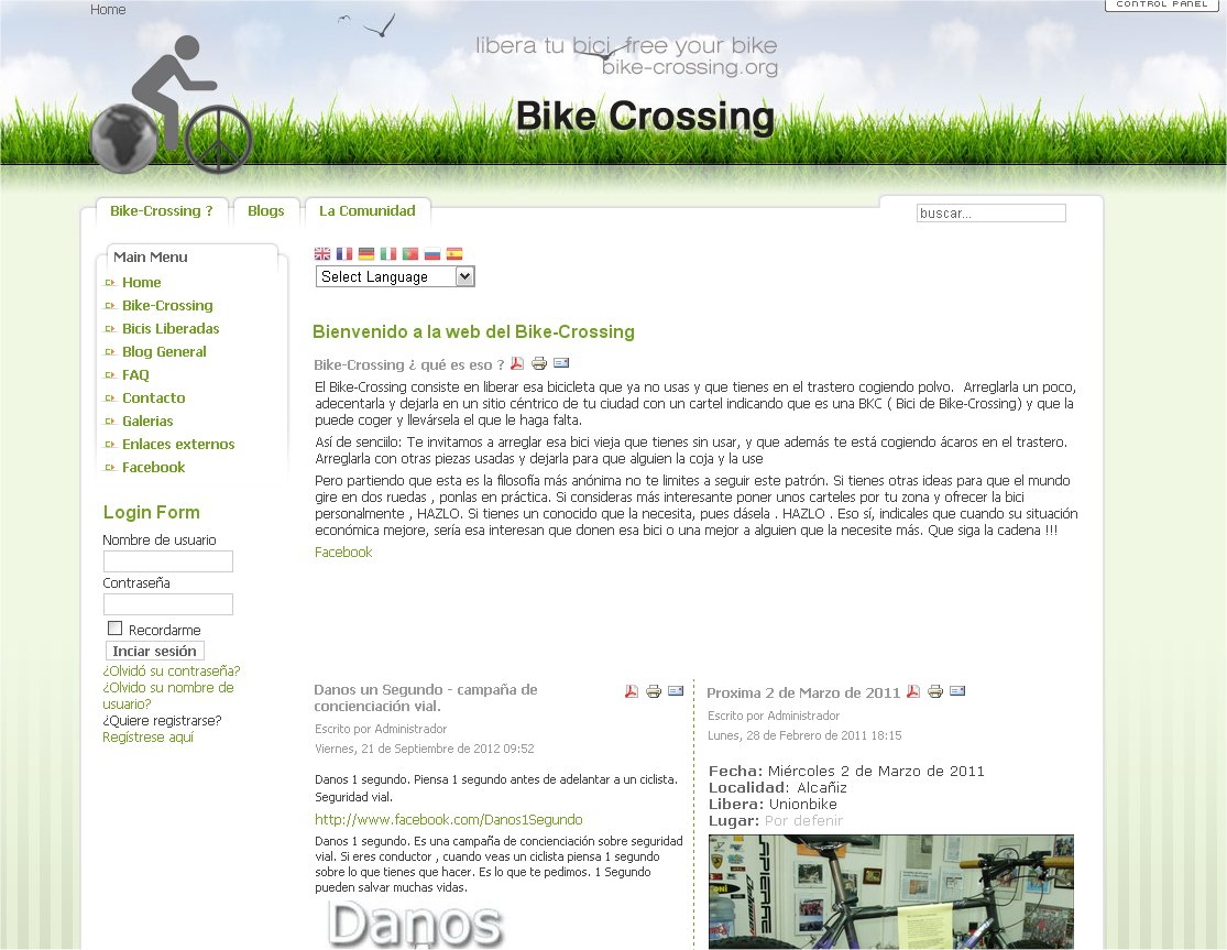 bike crossing riojawebs ong gratis