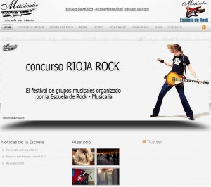 musicalia-rioja.es